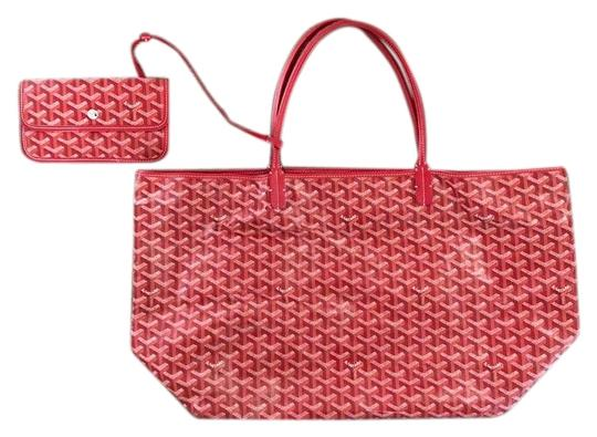 Preload https://img-static.tradesy.com/item/24486627/goyard-st-louis-large-includes-detachable-red-coated-canvas-and-leather-tote-0-1-540-540.jpg