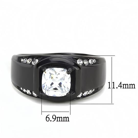 Other Steel Ring IP Black