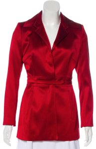 Richard Tyler Red Blazer
