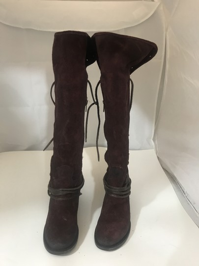 Preload https://img-static.tradesy.com/item/24486733/freebird-by-steven-wine-red-coal-791118-suede-back-lace-tall-bootsbooties-size-us-9-regular-m-b-0-0-540-540.jpg