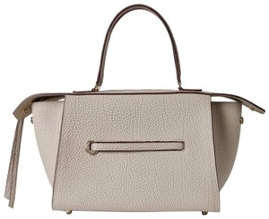 Céline Ring Small Ring Ring Ring Ring Tote in White Ivory