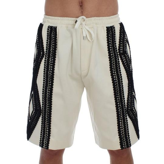 Preload https://img-static.tradesy.com/item/24486743/dolce-and-gabbana-white-black-d10020-3-torero-above-knees-shorts-it-48-m-groomsman-gift-0-0-540-540.jpg