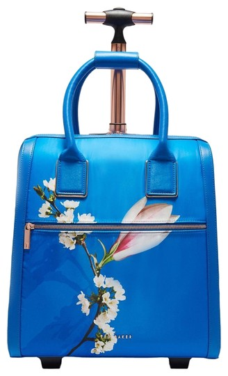Preload https://img-static.tradesy.com/item/24486793/ted-baker-harmony-rolling-two-wheel-carry-on-suitcase-blue-polyester-weekendtravel-bag-0-1-540-540.jpg