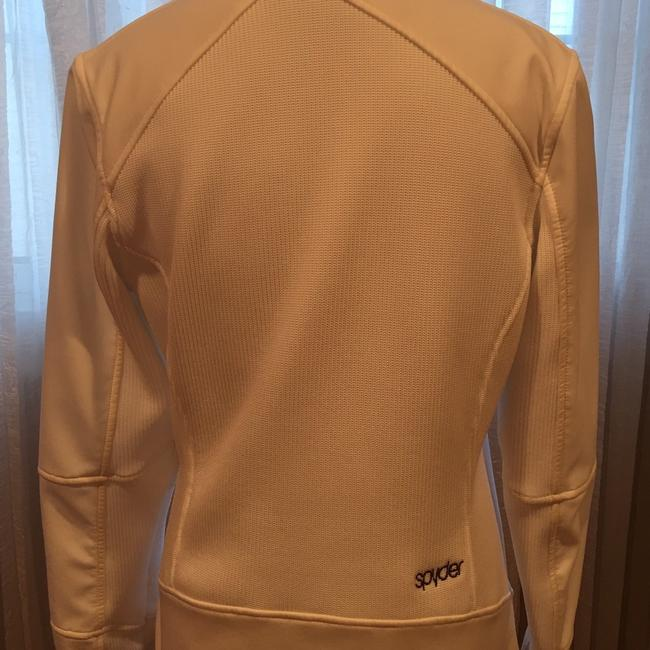 Spyder SPIDER BY CORE SWEATER BEAUTIFUL WHITE CASUAL SPORT JACKET, PERFECT