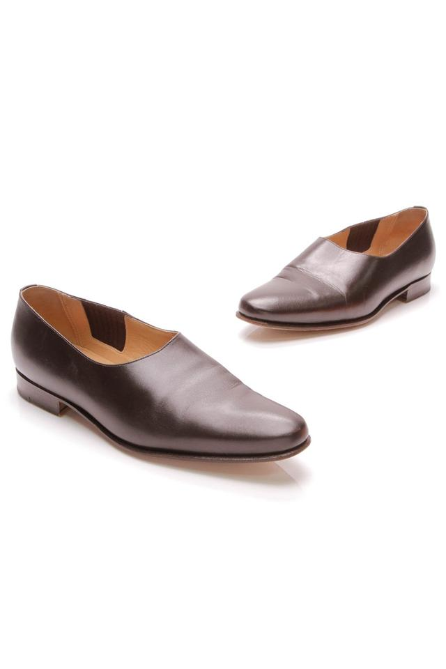 24e85724e437 Hermès Brown Forever Ladies Formal Shoes Size EU 38.5 (Approx. US ...