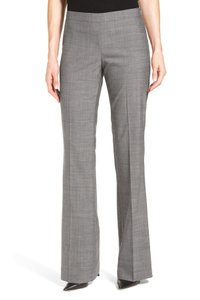 Hugo Boss Suit Wool Stretch Trouser Pants Grey