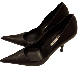 Charles David Black Pumps