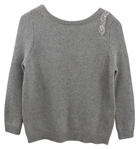 ba&sh Embellished Fall Holiday Winter Comfortable Sweater