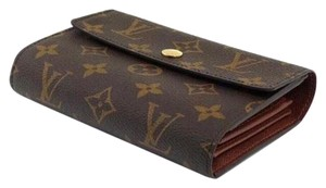 Louis Vuitton France Monogram Canvas Porte Tresor Wallet