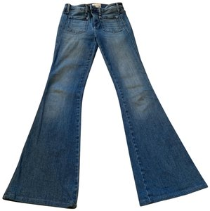 McGuire Boot Cut Jeans-Light Wash