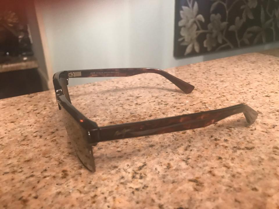 09007908d4 Maui Jim Tortoise with Antique Gold New Kawika Mj 257-16c W Hcl ...