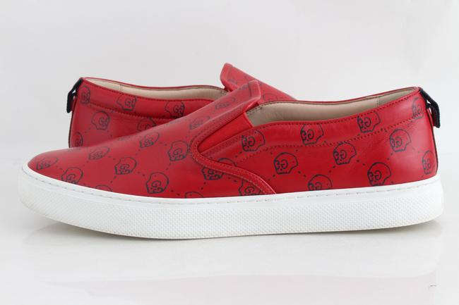 Ghost Leather Slip-on Sneakers Shoes