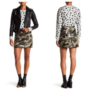 Romeo & Juliet Couture Mini Skirt camouflage