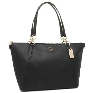 Coach Zip Tote Tote Classic Leather Shoulder Bag