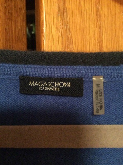 Magaschoni Cashmere Twin Set Excellent Condition Sweater Image 2