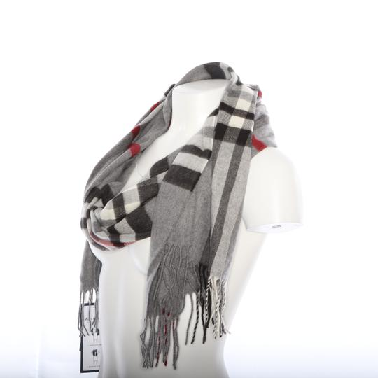 Charter Club Charter Club Exploded Plaid Cashmink Scarf Image 1