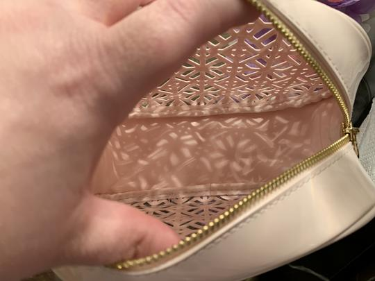 Tory Burch Beautiful Laser-Cut-Out Look Pattern Image 1