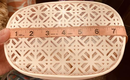 Tory Burch Beautiful Laser-Cut-Out Look Pattern Image 3
