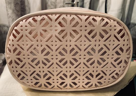 Tory Burch Beautiful Laser-Cut-Out Look Pattern Image 8