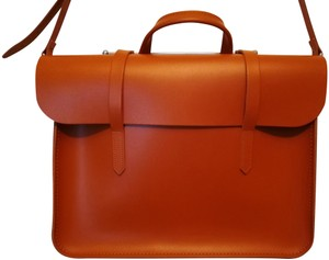 The Cambridge Satchel Company Vintage Leather Chic Satchel in canyon