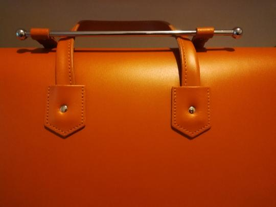 The Cambridge Satchel Company Vintage Leather Chic Satchel in canyon Image 2