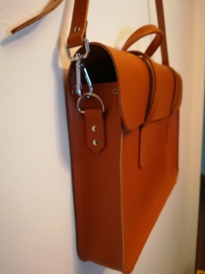The Cambridge Satchel Company Vintage Leather Chic Satchel in canyon Image 3