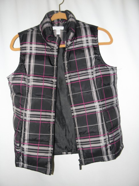 Charter Club Puffer Quilted Sleeveless Jackests Jackets Vest Image 1