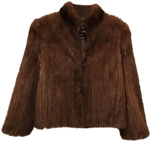 Saga Furs Mink Jacket Short Denmark Fur Coat