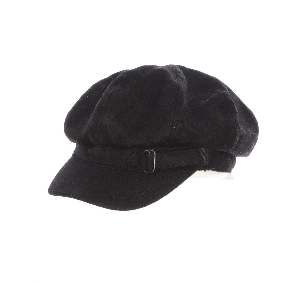 e98c1e8fa5d86 Nine West Nine West New Womens Newsboy Black Hat Image 0 ...