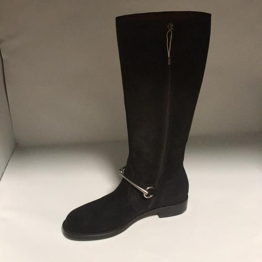Gucci brown silver Boots Image 6