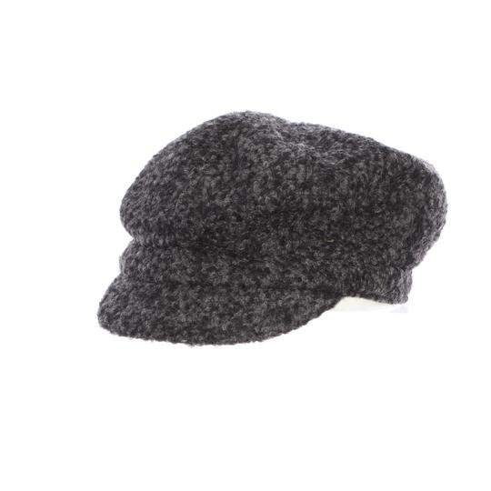 August Hat Company August Hat Company Soft Gray Black Cap Image 0