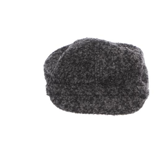 August Hat Company August Hat Company Soft Gray Black Cap Image 2