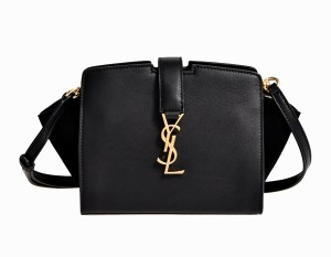 Saint Laurent Monogram Cross Body Bag