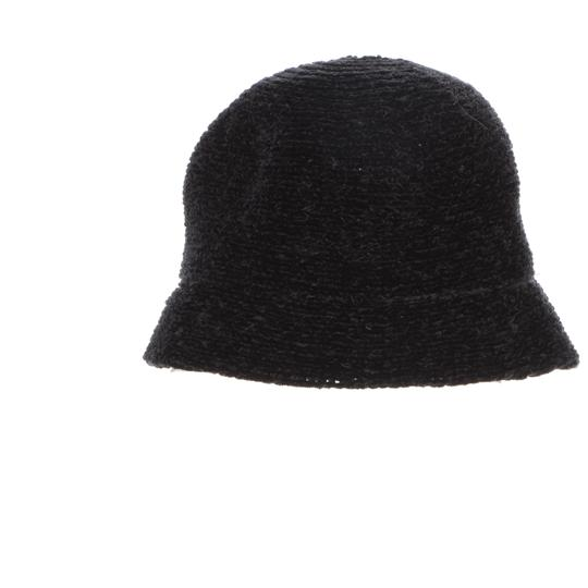 August Hat Company August Hats Chenille Cloche Black Image 0