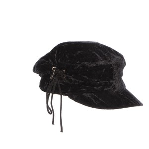 August Hat Company August Hat Company Crushed Velvet Newsboy