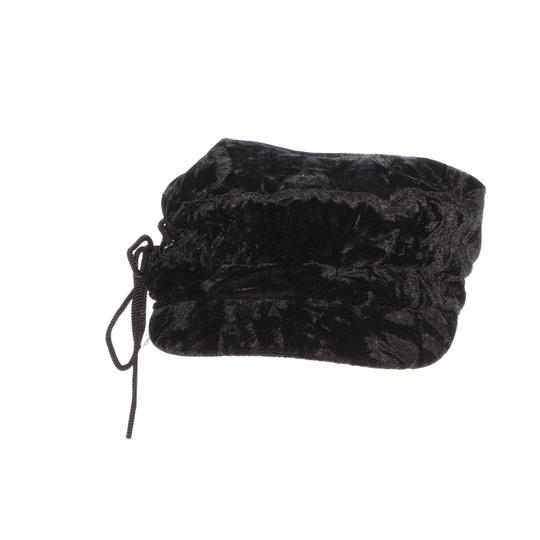 August Hat Company August Hat Company Crushed Velvet Newsboy Image 1