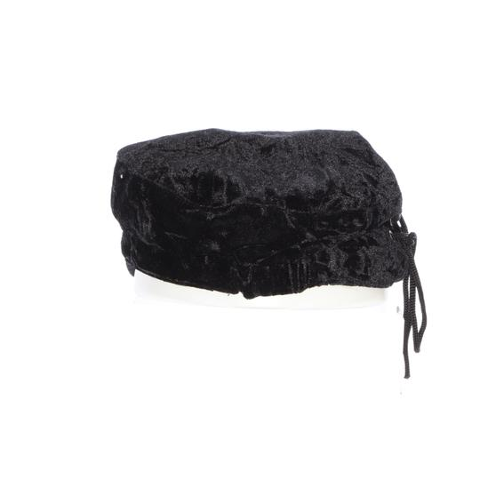 August Hat Company August Hat Company Crushed Velvet Newsboy Image 2