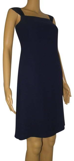 Preload https://img-static.tradesy.com/item/24488273/phoebe-couture-dark-blue-sleeveless-sheet-mid-length-night-out-dress-size-2-xs-0-1-650-650.jpg