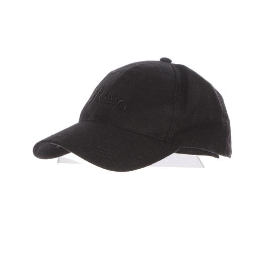 Preload https://img-static.tradesy.com/item/24488280/black-corduroy-baseball-cap-hat-0-1-540-540.jpg