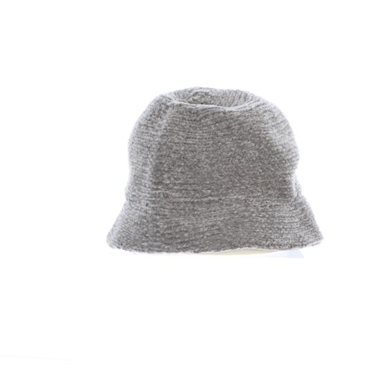 August Hat Company August Hats Chenille Cloche Hat Gray Image 1