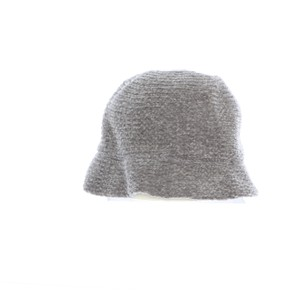 August Hat Company August Hats Chenille Cloche Hat Gray