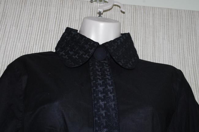 Anne Fontaine Button Down Shirt black Image 1