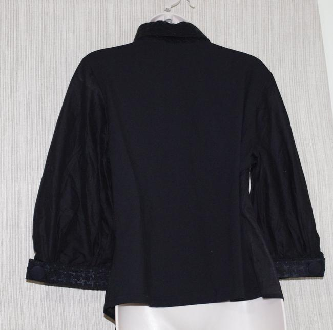 Anne Fontaine Button Down Shirt black Image 2