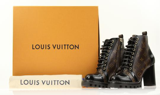 Louis Vuitton Brown Boots Image 11