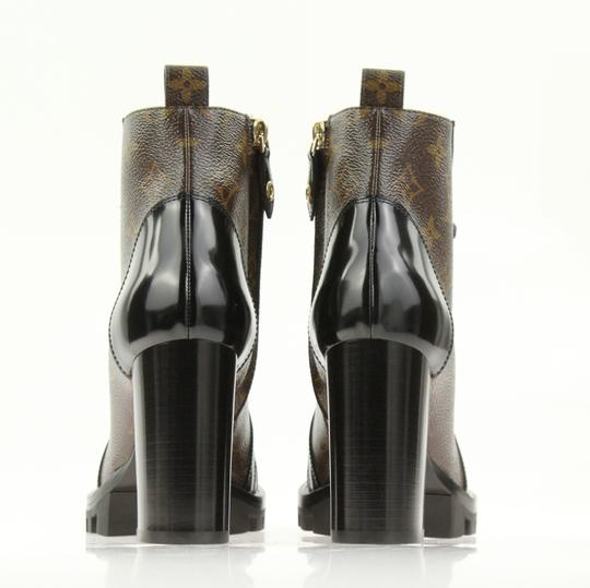 Louis Vuitton Brown Boots Image 2