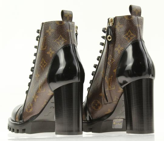 Louis Vuitton Brown Boots Image 8