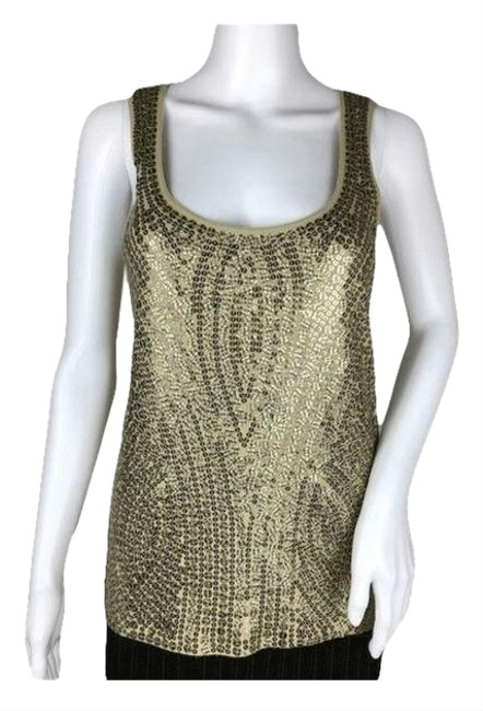 Item - Gold L Womens (Sku 001007-7) Tank Top/Cami Size 12 (L)