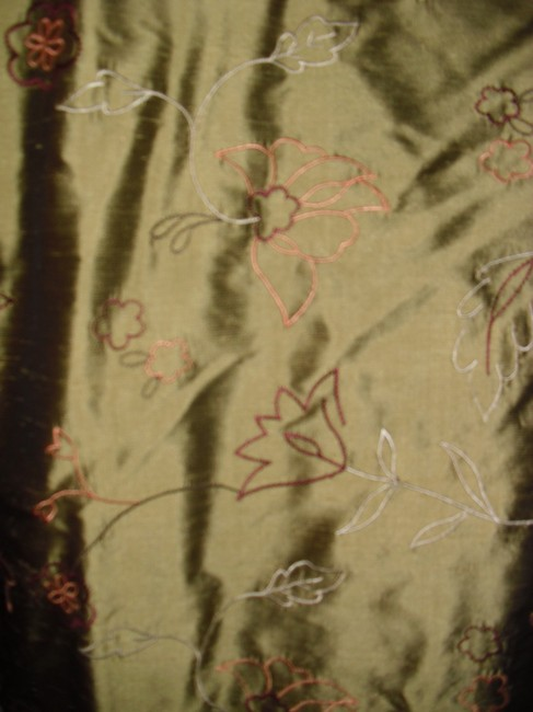 French Laundry Button Down Shirt golden liquid silk Image 6