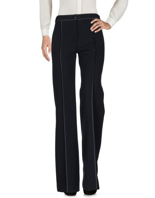 Lemaire Wool Flare Pants blue Image 1
