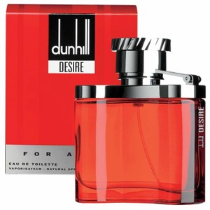 Alfred Dunhill CUT TOP OF BOX-DUNHILL-DESIRE-FOR A MAN-EDT-1.7 OZ-50 ML-CUT TOP-FRANCE